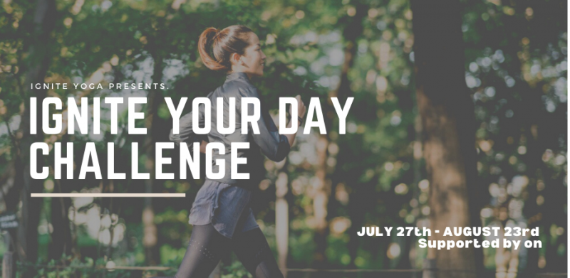 IGNITE YOUR DAY CHALLENGE